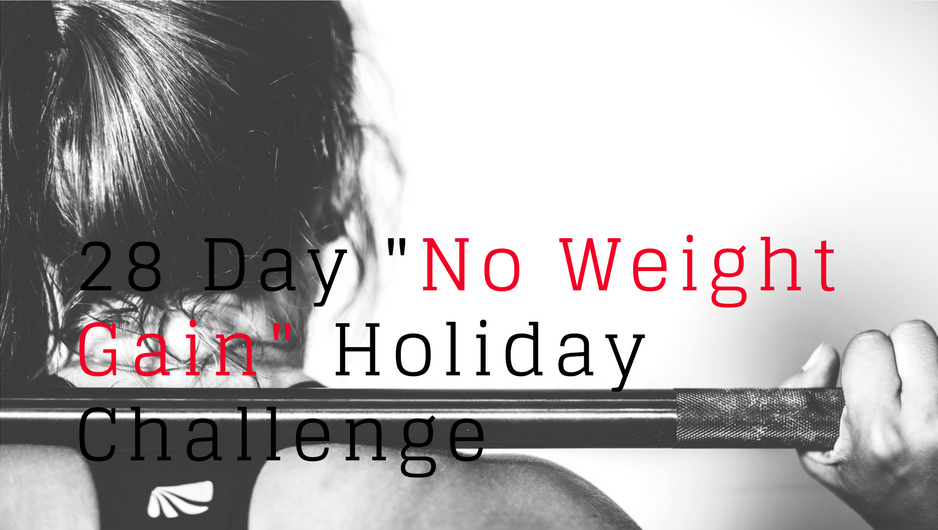 28 Day -No Weight Gain- Holiday Challenge (2)